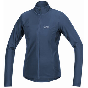 GORE WEAR C3 Thermo Jersey Women, orbit blue